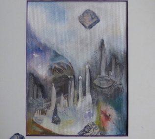 Eiszeit – schweigende Masse