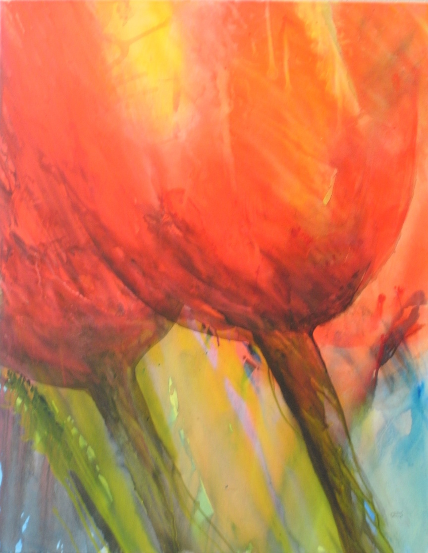 Tulpenkelche
