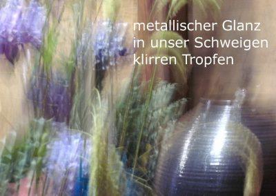 metallischer Glanz