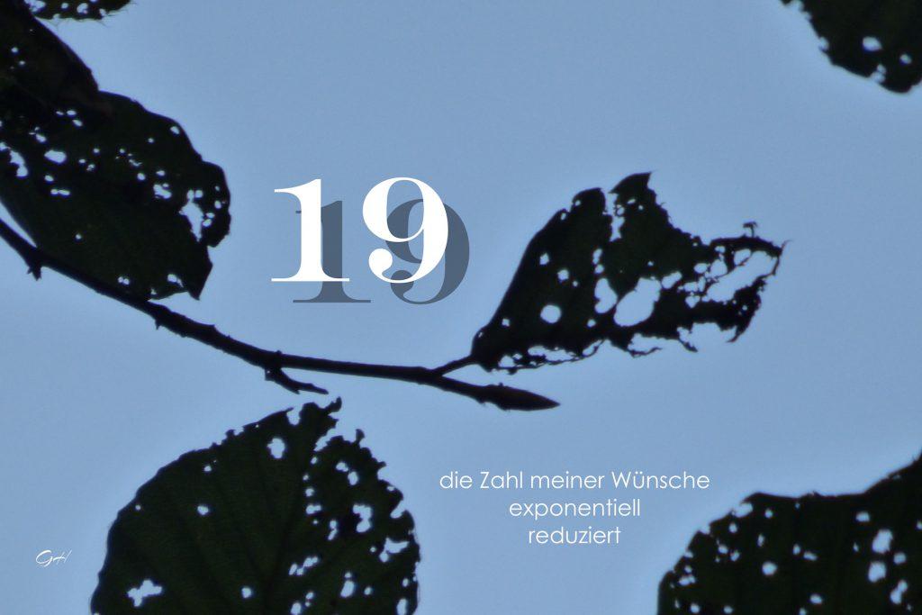 neunzehn