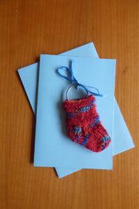 Geldgeschenk Socke 2