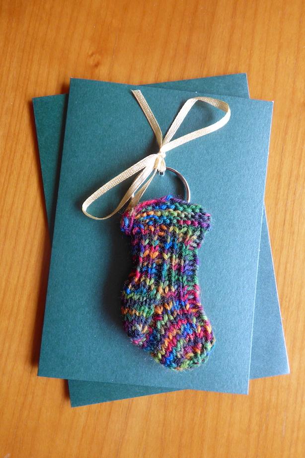 Geldgeschenk Socke 4