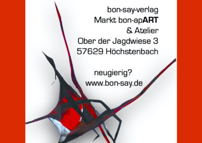 Rote Spinne – Origami-Booklet