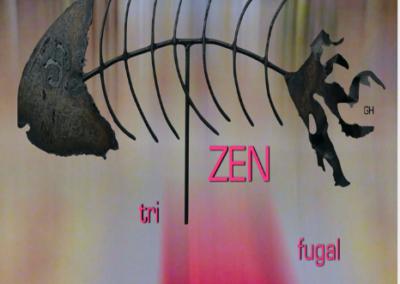 ZENtrifugal – Postkarten-Leporello